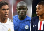 'Varane, Kante & Mbappe' - Neville reveals three players he'd sign for Man Utd
