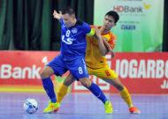 """Giải futsal HD Bank VĐQG 2019: Thái Sơn Nam """"cưa điểm"""" trước Đà Nẵng, Sahako sống lại cuộc đua vô địch"""