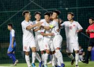 Đánh bại U16 Mông Cổ 7-0, U16 Việt Nam tạm thời dẫn đầu bảng