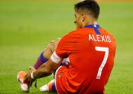 Alexis Sanchez: Inter Milan's on-loan Man Utd forward injured on Chile duty