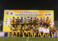Vietnam Women's Football Championship 2019: HCMC I win the trophy, while Hanoi finish 2nd