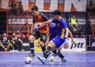 ĐT futsal Việt Nam hòa ĐKVĐ Thai Futsal League1-1