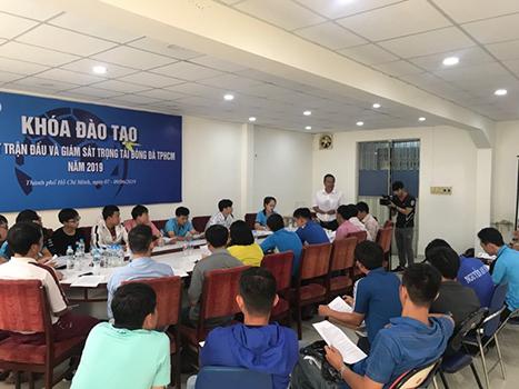 32 đội bóng tham dự giải bóng đá Hội khỏe phù đổng năm học 2019