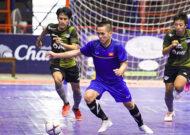 ĐT Futsal Việt Nam ngược dòng ấn tượng trước ĐKVĐ Thai League