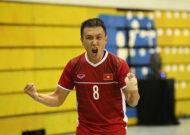 Giải futsal HDBank vô địch Đông Nam Á 2019: Việt Nam đánh bại Australia 2-0
