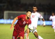 U22 Việt Nam 1-1 UAE: Đức Chinh ghi bàn gỡ hòa