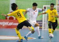 ĐT Futsal Việt Nam đấu Thái Lan tại bán kết Giải Futsal HD Bank vô địch Đông Nam Á 2019