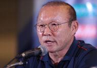 HLV Park Hang-seo tự tin đánh bại Malaysia