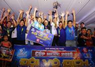 Minh Nhật FC vô địch giải phủi Thể thao Thiên Long 2019