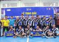 Đánh bại Lê Bảo Minh, Anh Kiệt FC vô địch giải futsal phong trào 2019