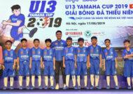 Thông báo tổ chức VCK giải bóng đá thiếu niên U13 tranh Cup Yamaha tại Cần Thơ
