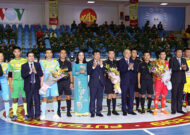Khai mạc Giải Futsal HD Bank Cúp Quốc gia 2019