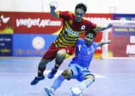 Lịch thi đấu Futsal TP.HCM mở rộng năm 2019
