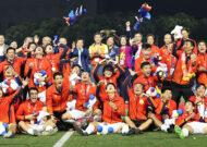 Hạ Indonesia 3-0, U22 Việt Nam chính thức giành HCV SEA Games 30