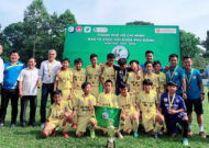 Bế mạc giải bóng đá HKPĐ khối THCS 6&7 năm 2019: Quận Phú Nhuận đăng quang ngôi vô địch