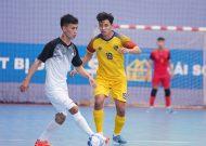 Sahako FC thắng giòn giã tại giải futsal TP.HCM mở rộng Cup LS 2019