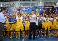 Sahako FC vô địch giải futsal TP.HCM mở rộng tranh Cup LS năm 2019