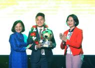 Quang Hải, Tuấn Anh, Đức Chinh, Văn Hậu… cạnh tranh quả bóng vàng năm 2019