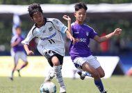 Sôi nổi, hấp dẫn giải bóng đá thiếu niên quốc tế U13 Việt Nam - Nhật Bản lần 2 năm 2019