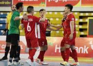 ĐT Futsal Việt Nam xác định bảng đấu tại VCK Futsal Châu Á 2020
