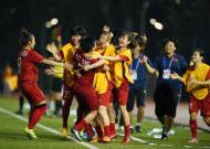 Đánh bại chủ nhà Philippines, nữ Việt Nam tái đấu Thái Lan trận chung kết SEA Games 30
