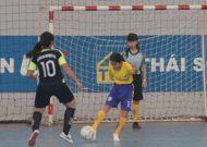 5 đội bóng nữ tham gia môn futsal THCS giải Hội khỏe phù đổng TP.HCM năm 2019 - 2020