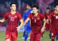 Đánh bại Campuchia 4-0, U22 Việt Nam tái đấu Indonesia chung kết SEA Games 30
