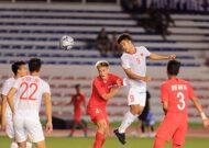 U22 Việt Nam 1-0 U22 Singapore: Đức Chinh ghi bàn quyết định, Việt Nam thắng nghẹt thở