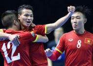 Vietnam national futsal team drawn to an easy group of AFC Futsal Championship 2020