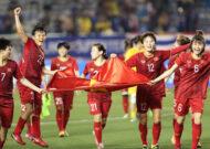 ĐT nữ Việt Nam lên đường sang Hàn Quốc tham dự vòng loại 3 Olympic Tokyo 2020