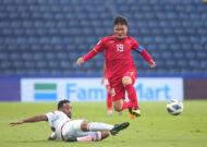 U23 Việt Nam 0-0 U23 UAE: 1 điểm chấp nhận được của thầy trò Park Hang-seo