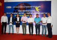 Đại hội thường niên Liên đoàn bóng đá TP.HCM 2019: Bóng đá TPHCM một năm nhìn lại