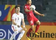 U23 Việt Nam 0-0 U23 Jordan: Thầy trò Park Hang-seo có trận hòa thứ 2 VCK U23 châu Á