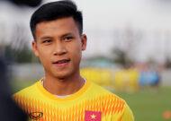 Hậu vệ Lê Ngọc Bảo tự tin U23 Việt Nam sẽ thi đấu tốt trước U23 UAE