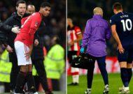 Kane and Rashford injuries not surprising with amount of games - Guardiola
