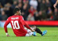 Solskjaer hopeful Rashford could face Liverpool after injury in Man Utd win