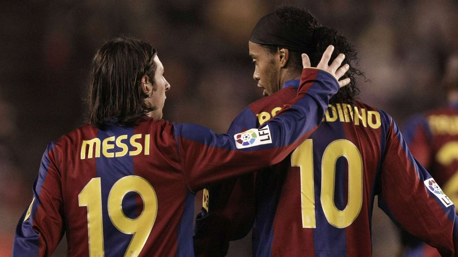 Messi didn't need anything from me at Barcelona - Ronaldinho