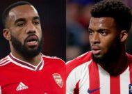 Alexandre Lacazette-Thomas Lemar swap possible if Atletico deal for Edinson Cavani fails