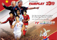 Hoãn ngày tổ chức Gala trao giải Fair Play 2019 vì dịch Corona