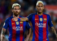 Neymar wants Barcelona return, claims Messi