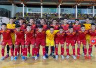 Tuyển futsal Việt Nam chạm trán với CLB UMA, đội đứng thứ 3 giải hạng nhì của TBN