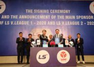 Tycoon Tú brings V-League and National First League blockbuster sponsorship
