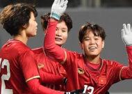 Thắng Myanmar 1-0, nữ Việt Nam áp sát tấm vé dự Olympic 2020