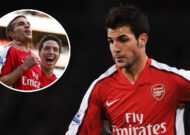 'Van Persie and Nasri were the only players on my level' - Fabregas explains decision to leave Arsenal in 2011