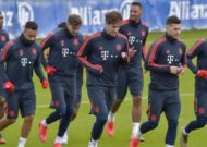 Bayern Munich players to return to training on Monday