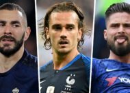 'Winning the World Cup is important in life' – Griezmann defends Giroud after Benzema's 'go-kart' jibe