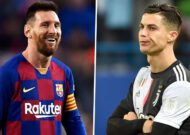 Between Cristiano Ronaldo and Messi for greatest of all time - Vazquez