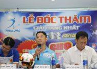 """Dân """"phủi"""" Sài thành háo hức với giải bóng đá hạng Nhất Thiên Long 2020"""