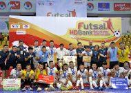 Ấn định thời gian tổ chức giải Futsal HDBank Vô địch quốc gia 2020 và giải Futsal HDBank CúpQuốc Gia 2020