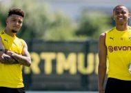Jadon Sancho: Borussia Dortmund forward unhappy over haircut picture fine